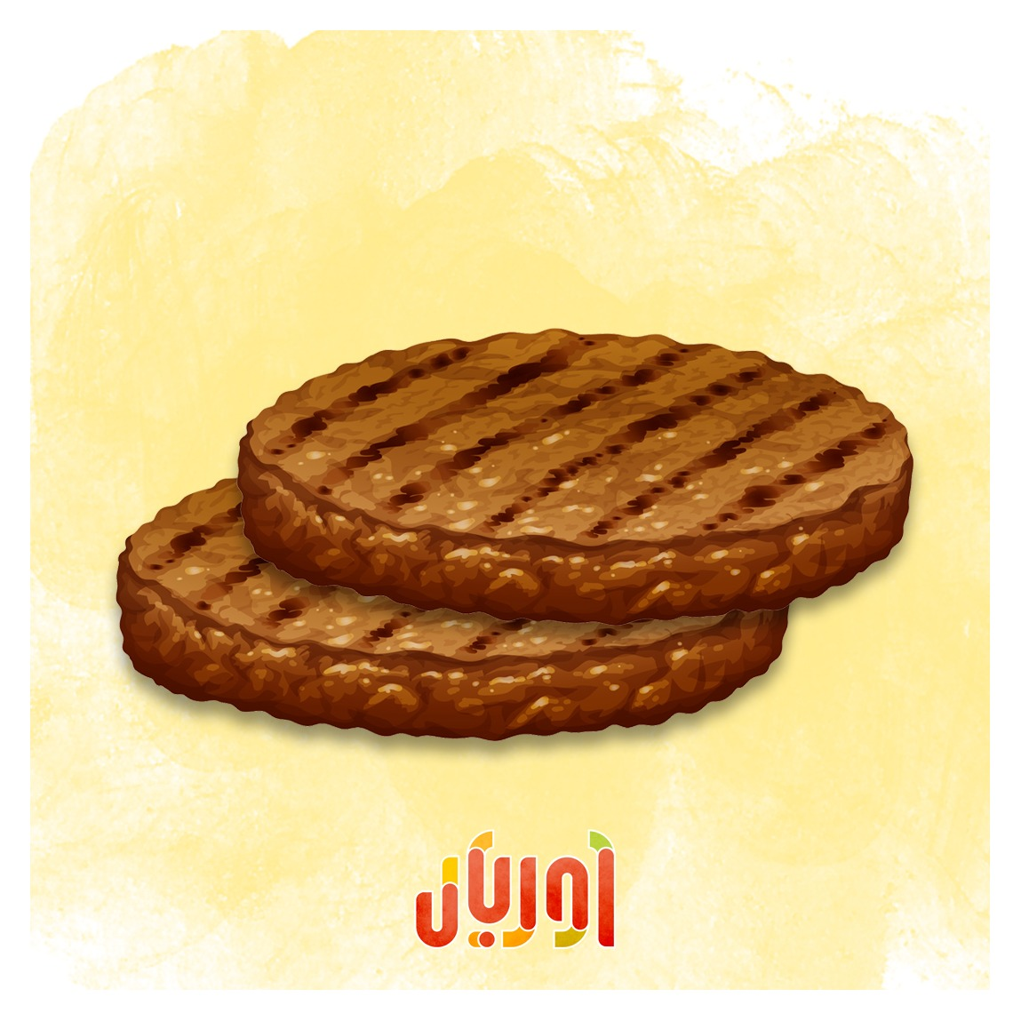 انواع همبرگر دست ساز