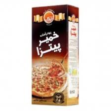 پودر اماده خمیر پیتزا تردک