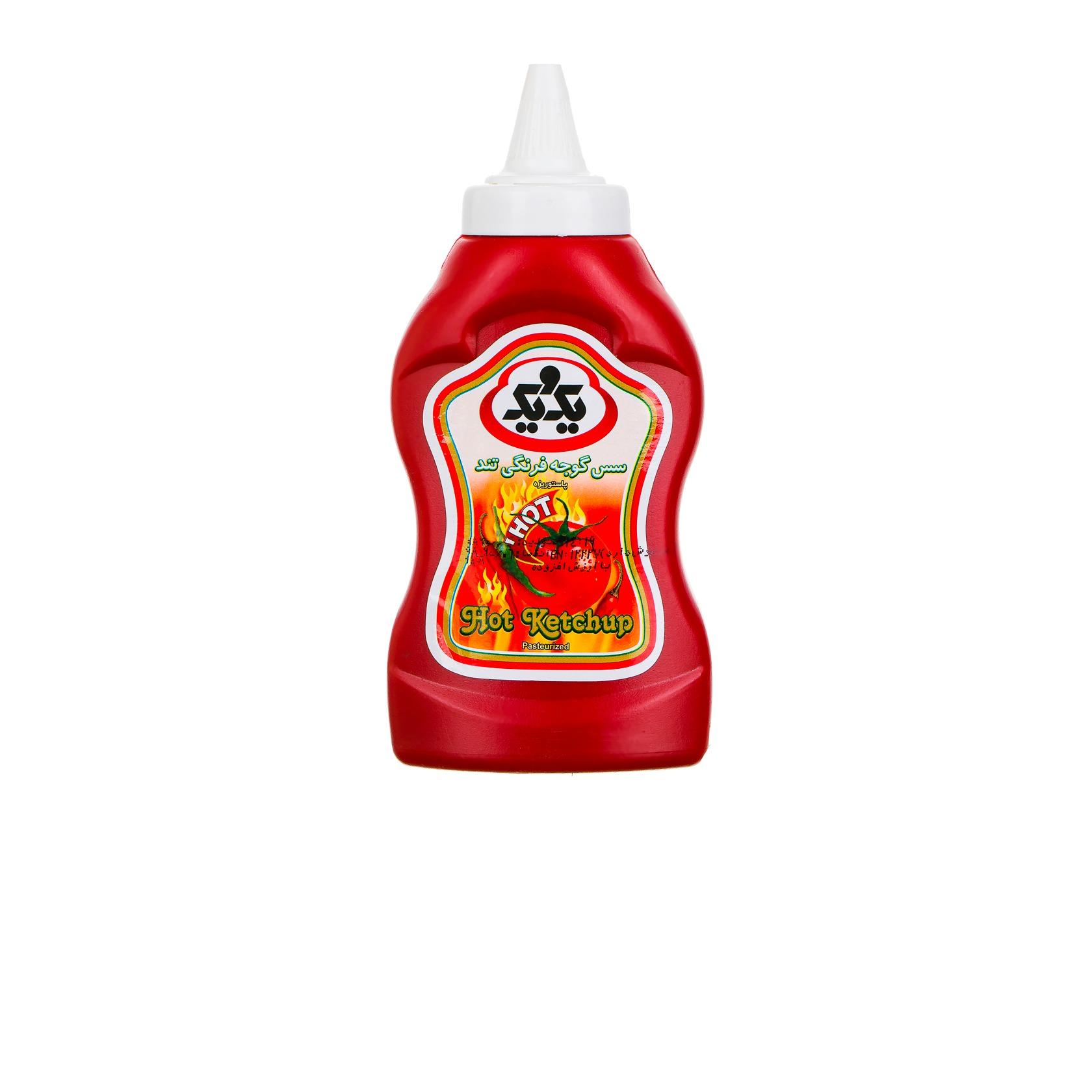 سس گوجه فرنگی یک و یک320 گ